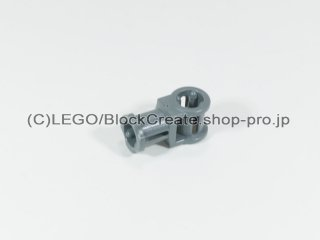 #32039 テクニック 軸コネクター 軸穴【新濃灰】 /Technic Connector (Axle/Bush) :[Dark Bluish Gray]