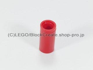 #75535 テクニック ピンコネクター ピンつなぎ【赤】 /Round Pin Joiner without Slot :[Red]