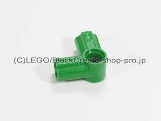 #32014 テクニック アングル コネクター #6【緑】 /Angle Connector #6 :[Green]