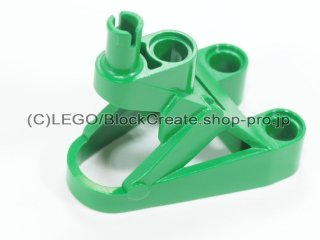 #32576 テクニック コネクタ 3x4.5x2.333 ピン 【緑】 /Technic Connector 3x4.5x2.333 with Pin :[Green]