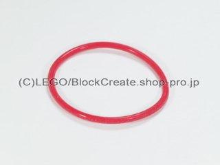 #22433 輪ゴム 25 mm 【赤】 /Rubber Band 25 mm :[Red]
