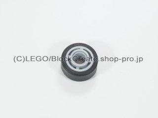 #42610/50951 ホイール ハブ 11.2x8 溝 (タイヤ付)  【新灰】 /Wheel Hub 11.2x8 with Centre Groove :【Light Bluish Gray】