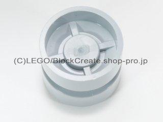 #30285 ホイール ハブ 14.8x16.8 溝 【新灰】 /Wheel Hub 14.8x16.8 with Centre Groove:【Light Bluish Gray】