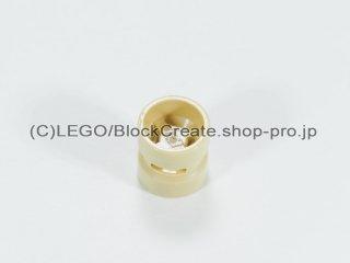 #30027 ホイール 8x9 ノッチ穴【タン】 /Wheel Rim 8mmx9mm (Notched Hole) :[Tan]