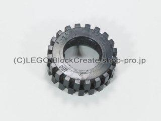 #2346 タイヤ 30x10.5 リッジインサイド 【黒】 /Tire 30x10.5 with Ridges Inside :【Black】