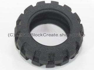 #6581 タイヤ 49.6x20 【黒】 /Tire 49.6x20 (Balloon 20x30) :[Black]