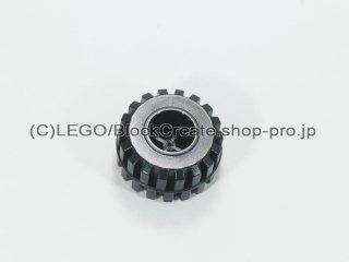 #41864 ホイールビッグ21 【黒】 /Wheel Big 21 (solid) :【Black】