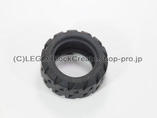 #44308 オフロードタイヤ 43.2x22 【黒】 /Offroad Tyre 43,2x22 :[Black]