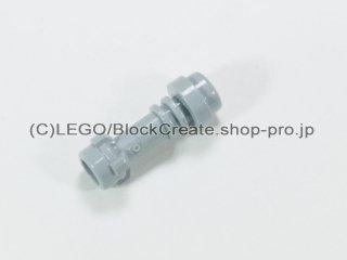 #15556 ライトセーバーの柄【新灰】 /Minifig Tool Light Sabre Hilt :[Light Bluish Gray]