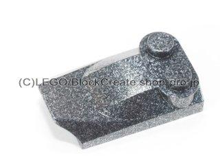 #47456 スロープ ブロック 2x2x2/3 フィン付【パール濃灰】 /Brick 2x3x0.67 with Two Studs and Fin :[Pearl Dk,Gray]