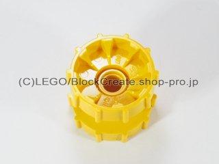 #32007 トレッドスプロケットホイール  【黄色】 /Technic Tread Sprocket Wheel :【Yellow】
