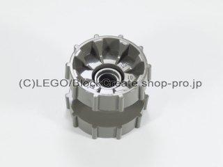 #32007 トレッドスプロケットホイール  【旧濃灰】 /Technic Tread Sprocket Wheel :【Dark Gray】