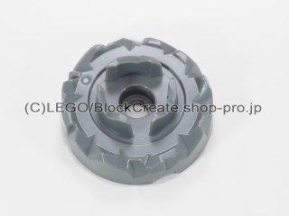 #87750  キーストーン 4x4 穴4.85  【新濃灰】 /Key Stone 4x4 with 4.85 Hole :[Dark Bluish Gray]