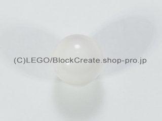 #33176  フィニアル 装飾ボール  【白】 /Finial Decoration Ball :[White]
