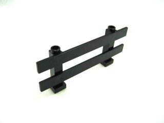 #6079  フェンス 1x8x2  【黒】 /Fence 1x8x2  :[Black]
