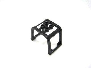 #64450 ウィンドスクリーン 6x4x3&1/3  【黒】 /Roll Cage 4x6x3 :【Black】