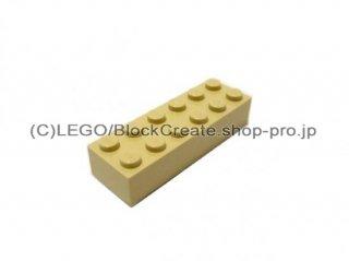 #2456 ブロック 2x6 【タン】 /Brick 2x6:[Tan]