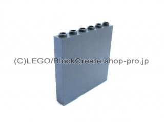 #3754 ブロック 1x6x5  【新濃灰】 /Brick 1x6x5 :[Dark Bluish Gray]