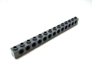 #32018 テクニック  ブロック 1x14 【新濃灰】 /Technic Brick 1x14 with Holes :[Dark Bluish Gray]