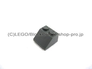 #3039 スロープ ブロック 45° 2x2 滑らか  【新濃灰】 /Slope Brick 45° 2x2 with Smooth Surface  :[Dark Bluish Gray]