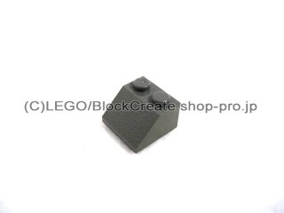 #3039 スロープ ブロック 45° 2x2 粗い  【新濃灰】 /Slope Brick 45° 2x2 with Rough Surface  :[Dark Bluish Gray]