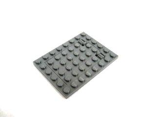 #92099/92107  プレート 6x8  トラップドア セット  【新濃灰】 /Plate 6x8 Trap Door Set :[Dark Bluish Gray]