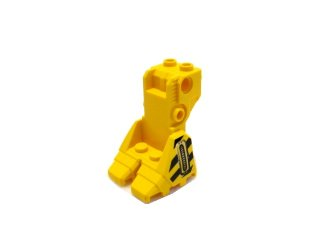 #41525  サポートフット Robot Diver  【黄色】 /Support Foot Platform Robot Diver :[Yellow]