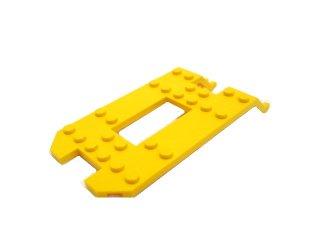 #30263  ブラケット 6x12x1 1/3  【黄色】 /Bracket  6x12x1.333 :[Yellow]
