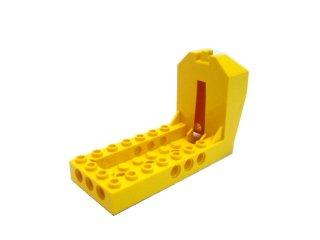 #30627  テクニック ワゴン 4x10x5  【黄色】 /Wagon Bottom 4x10x5  :[Yellow]