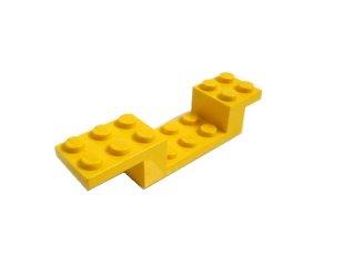 #4732  ブラケット 8x2x1&1/3  【黄色】 /Bracket  8x2x1&1/3 :[Yellow]