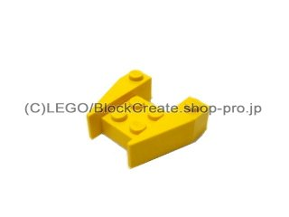 #2399 ウェッジ 3x4  【黄色】 /Wedge 3x4 :[Yellow]