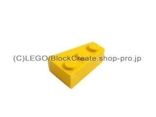 #6565 ウェッジ 3x2  左  【黄色】 /Wedge 3x2 Left  :[Yellow]