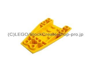 #43713 ウェッジ  6x4  逆3面カーブ  【黄色】 /Wedge 6x4 Triple Curved Inverted :[Yellow]