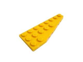 #50304 ウェッジプレート 3x8 右  【黄色】 /Wing 3x8 Right :[Yellow]