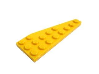 #50305 ウェッジプレート 3x8 左  【黄色】 /Wing 3x8 Left :[Yellow]