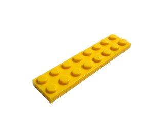 #3034 プレート 2x8 【黄色】 /Plate 2x8:[Yellow]