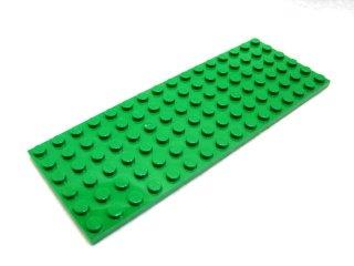 #3027 プレート 6x16  【緑】 /Plate 6x16 :[Green]