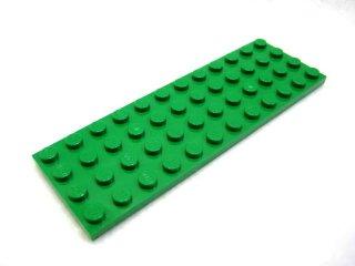 #3029 プレート 4x12  【緑】 /Plate 4x12 :[Green]