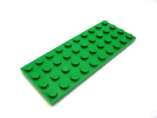 #3030 プレート 4x10  【緑】 /Plate 4x10 :[Green]