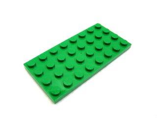 #3035 プレート 4x8 【緑】 /Plate 4x8:[Green]