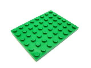 #3036 プレート 6x8 【緑】 /Plate 6x8:[Green]
