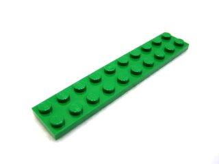 #3832 プレート 2x10 【緑】 /Plate 2x10:[Green]