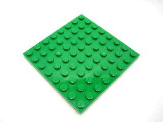 #41539 プレート 8x8 【緑】 /Plate 8x8 :[Green]