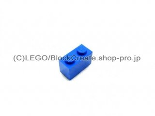 #3004 ブロック 1x2 【青】 /Brick 1x2:[Blue]