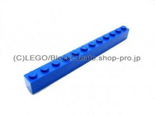 #6112 ブロック 1x12 【青】 /Brick 1x12 :[Blue]