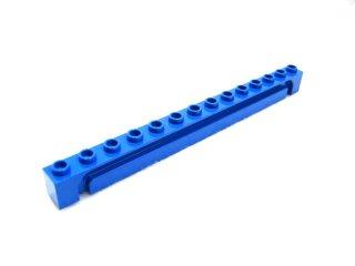 #4217 ブロック 1×14 溝つき  【青】 /Brick 1×14 with Groove :[Blue]