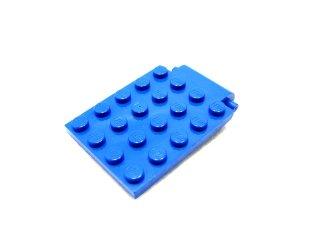 #30042  プレート 4x5  トラップドア  【青】 /Plate 4x5 Trap Door :[Blue]