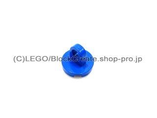 #2376 タイル 2x2 ラウンド リング  【青】 /Round Tile 2x2 (Thin Lifting Ring)  :[Blue]