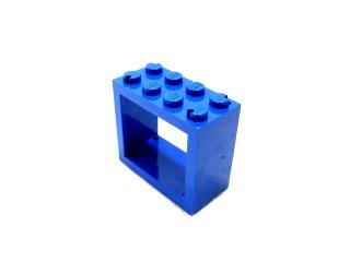 #4132 窓フレーム 2x4x3  【青】 /Window 2x4x3  :[Blue]