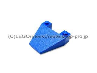 #4858 ウェッジ 4x4  【青】 /Wedge 4x4 without Stud Notches :[Blue]